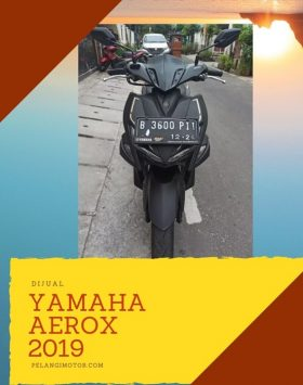 AEROX 2019