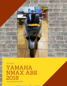 NMAX ABS 2018