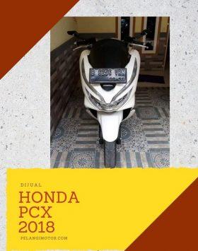 PCX 2018
