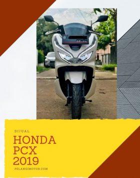 PCX 2019