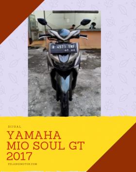 MIO SOUL GT 2017