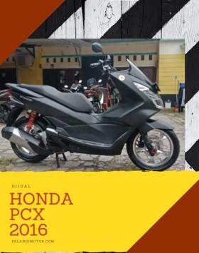 PCX 150 2016