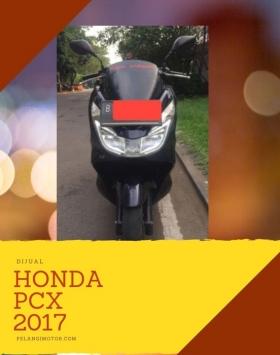 PCX 150 2017