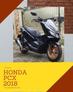 PCX 150 2018