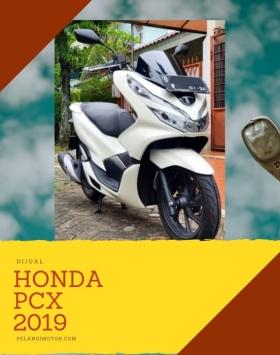 PCX 150 2019