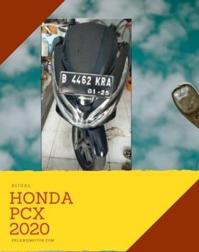 HONDA PCX 2020
