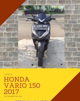 VARIO 150 2017