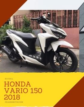 VARIO 150 2018